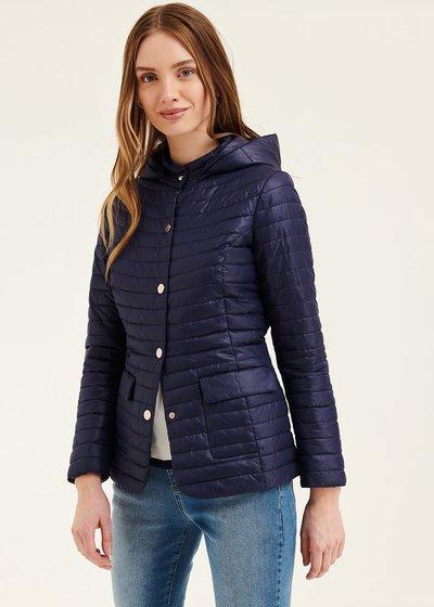 Garrys jacket with hood