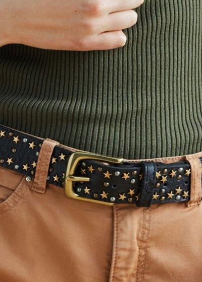 Camy genuine leather belt