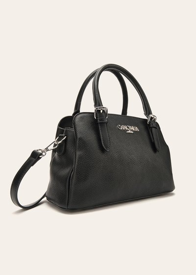 Bahira Boston bag with side hooks