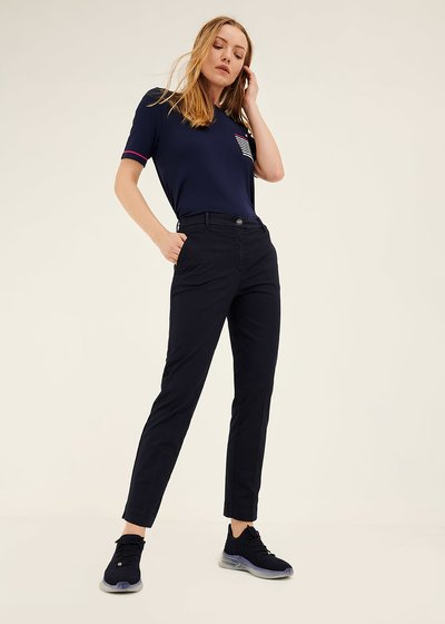 Alice slim leg trousers