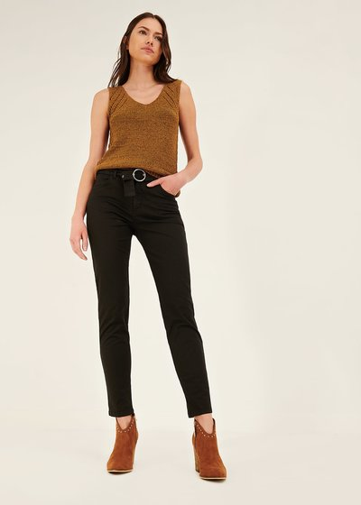 Kate trousers with matching belt
