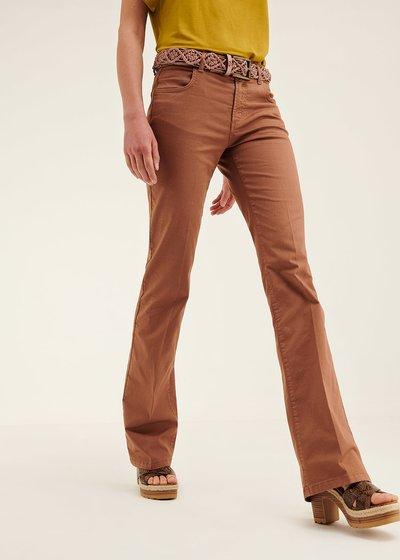Pantalone modello Cindy modello zampa