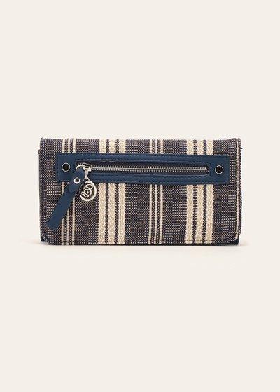 Pady fabric wallet