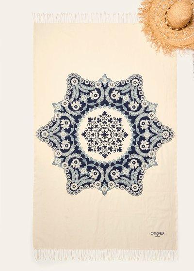Tyl cotton beach towel