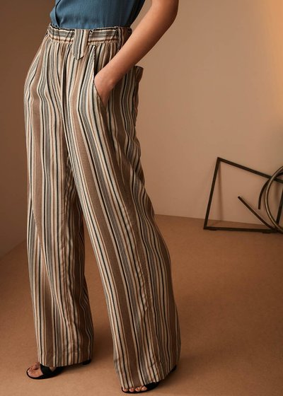 Peter palazzo trousers