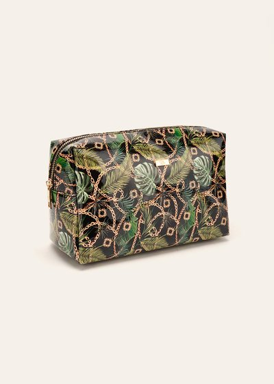 Barclay vanity case with palm print
