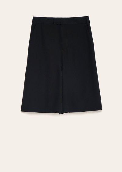 Ashley wide-leg bermuda shorts