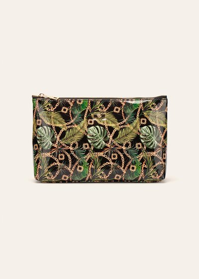 Barry vanity case with palm print