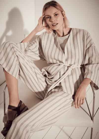 Megan kimono shrug