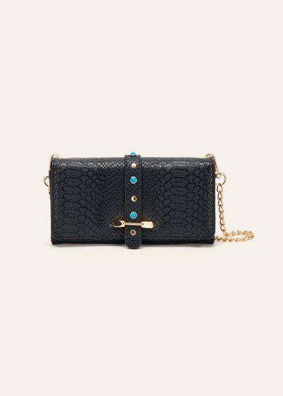 Paloma wallet with shoulder strap