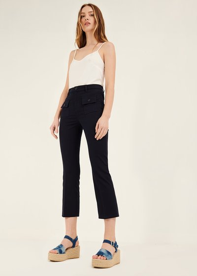Cindy trousers with front pockets