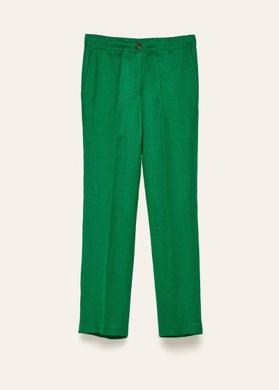 Pantalone Jacqueli in misto lino