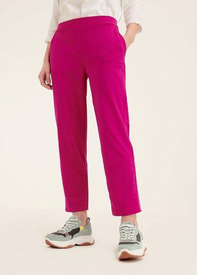 Pantalone elastico Cara tessuto tecnico