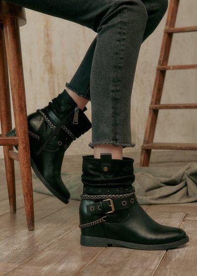 Sady Boot decorated