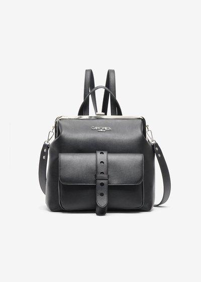 Birk smooth eco leather Bag/backpack