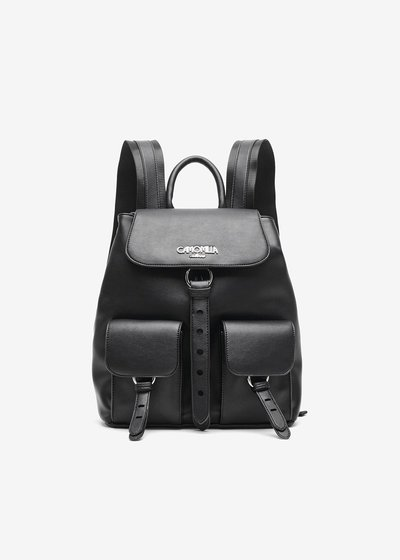 Bjorn smooth eco leather backpack