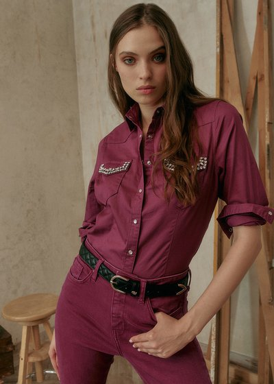 Cais Shirt in 100% Cotton