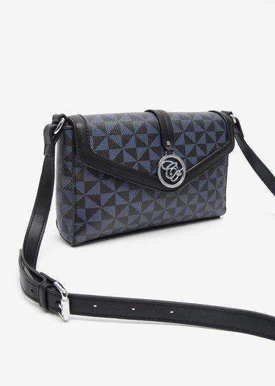 Bally Geometric Fancy Shoulder bag