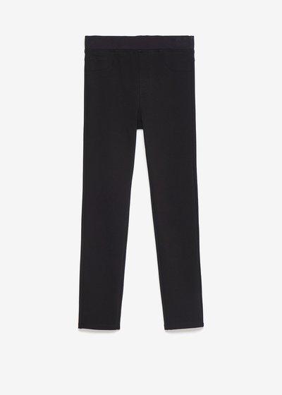 Kelly Milano Stitch Skinny Trousers