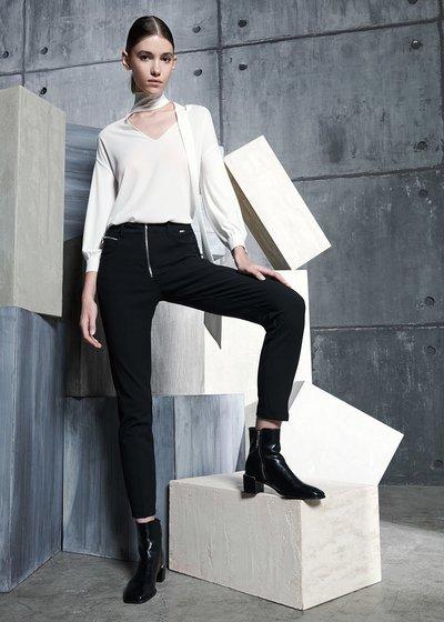 Kate-G Slimmy Trousers in Black