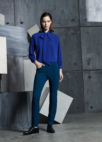 Kate Slimmy Trousers in Black