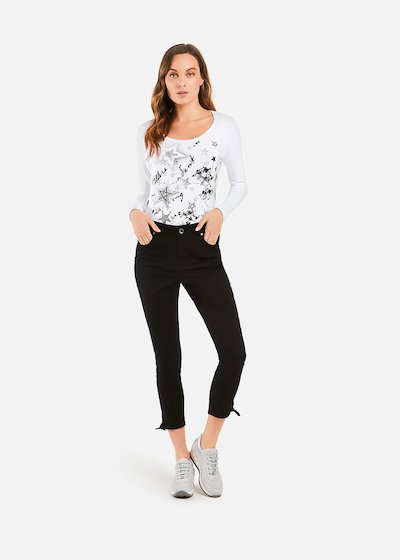 Paly Capri trousers