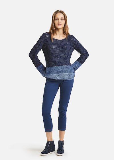 Maddie sweater shade details