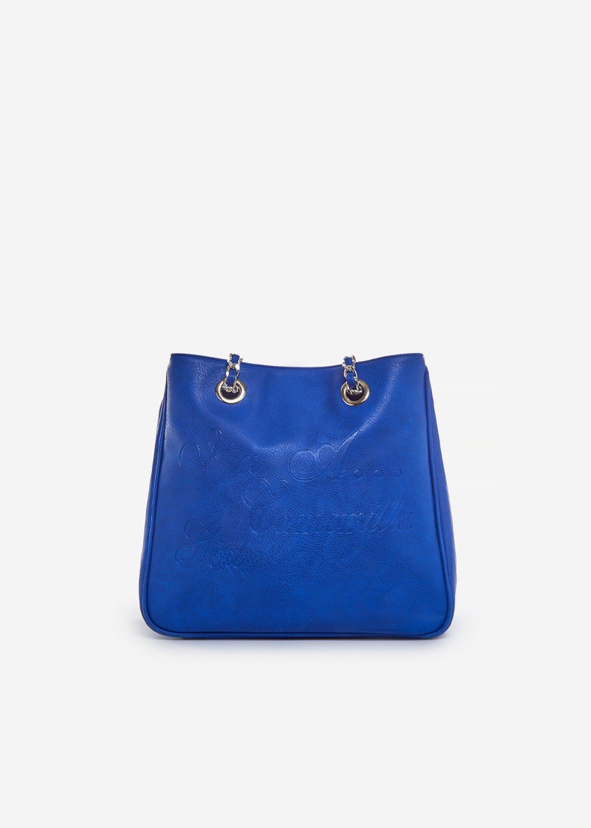 Daily look shopping bag Mini Camo Girl - Formentera