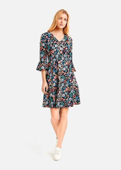 Alyon floral fantasy dress