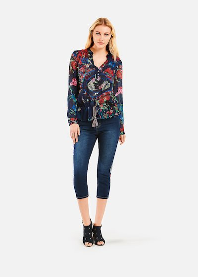Cybel georgette blouse