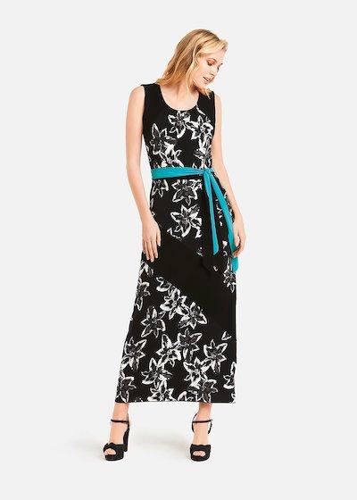 Alexis floral long dress