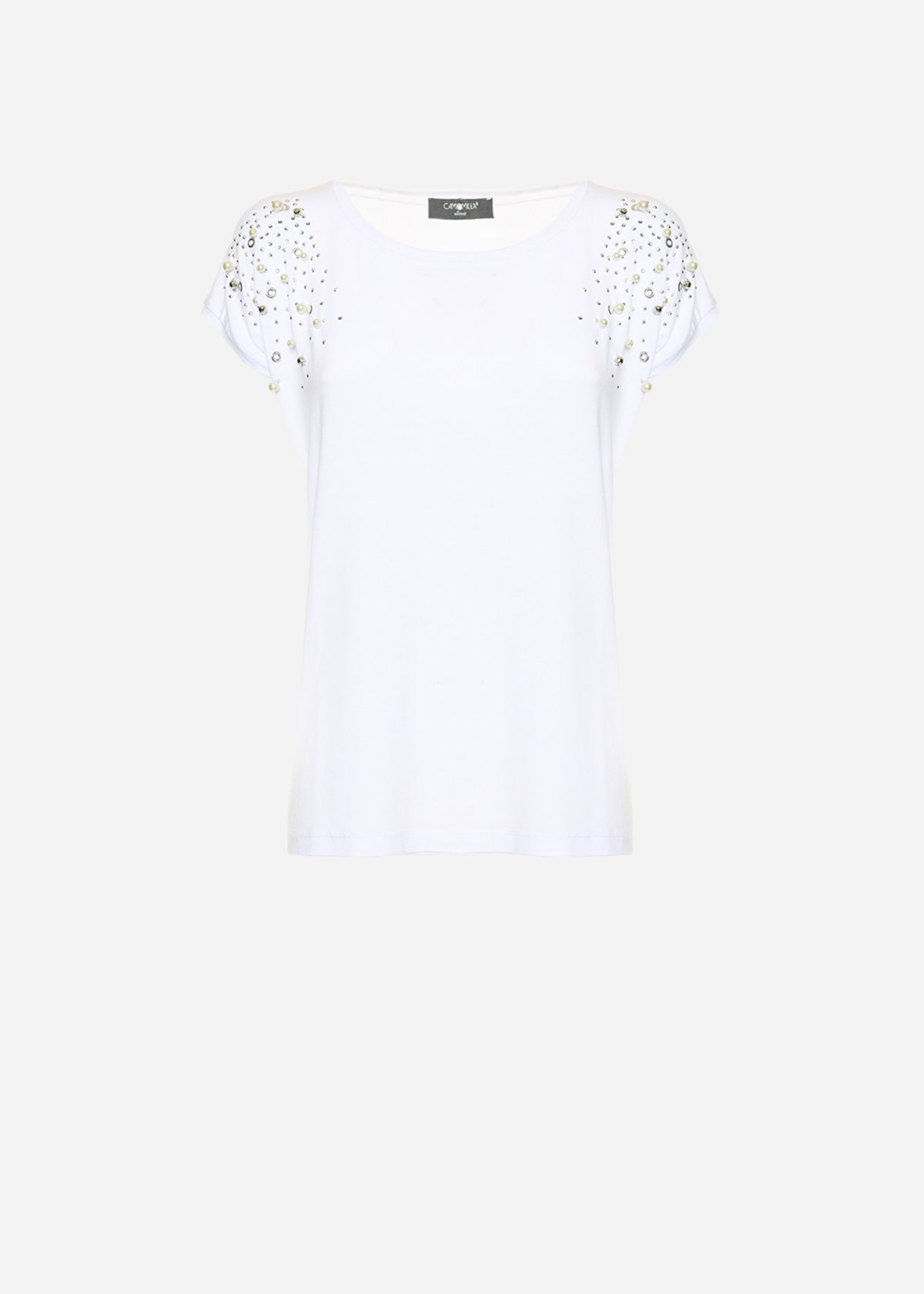 Sadie t-shirt with beads
