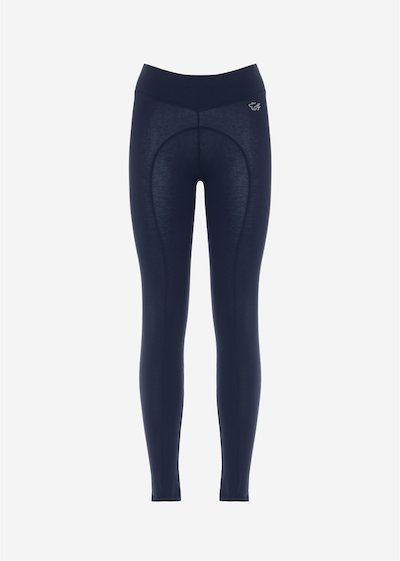 Leon jersey leggings - Dark Blue