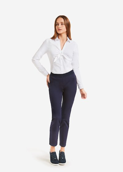 Jeggings Kelly in cotone