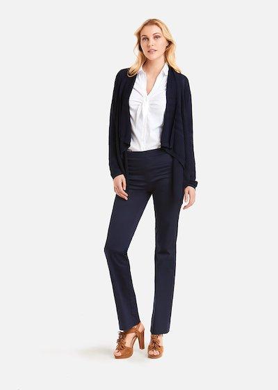 Victoria cotton trousers