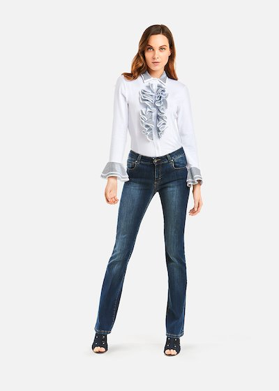 Dylan flared jeans - Blue