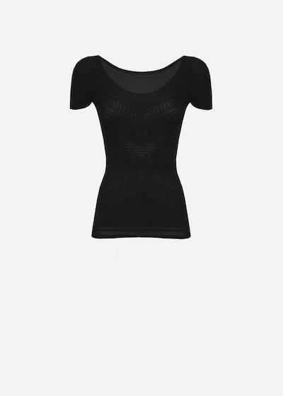 Samm openwork t-shirt
