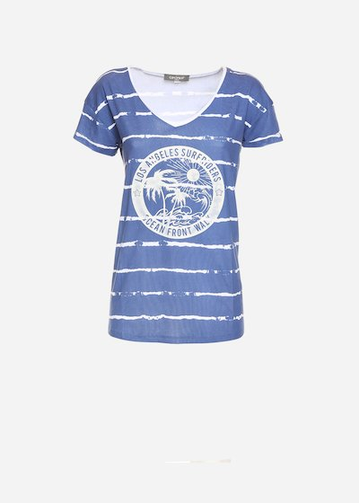 Soflan t-shirt with front print