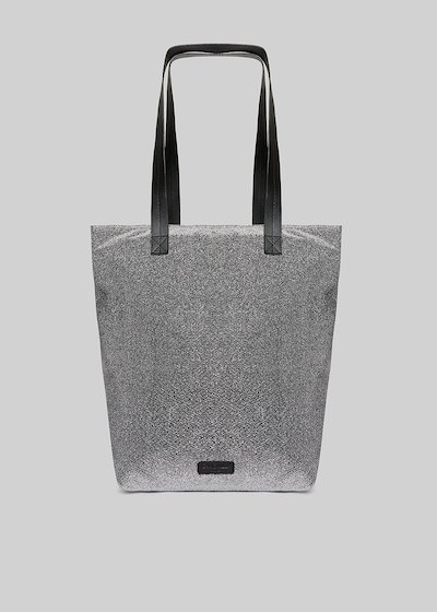 Shopping bag Badel lurex effect