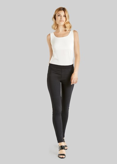 Kelly jeggings trousers technical fabric