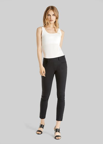 Scarlett equestrian trousers technical fabric with cast zip