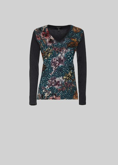 Maglia Maneskin all over print