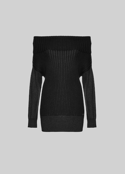 Muriel sweater with Turtleneck