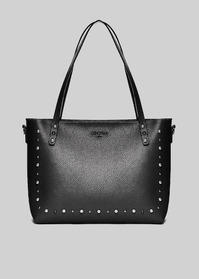 Bruck bag with studs and crystal detail