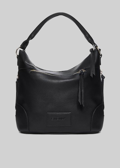 Blixe bag in faux leather with removable shoulder strap