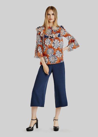 Carina blouse floral fantasy