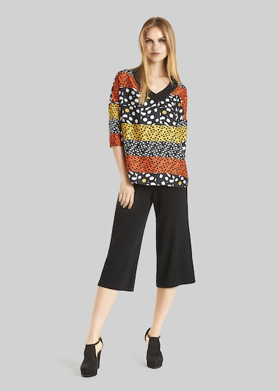 Primo short palazzo trousers