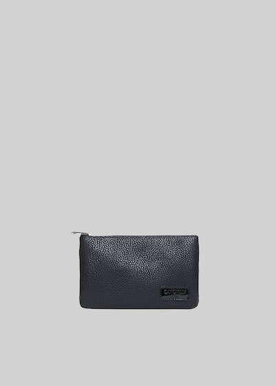 Tongacerv clutch bag in deer faux leather