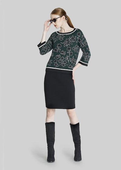Mady 3/4 sleeve sweater