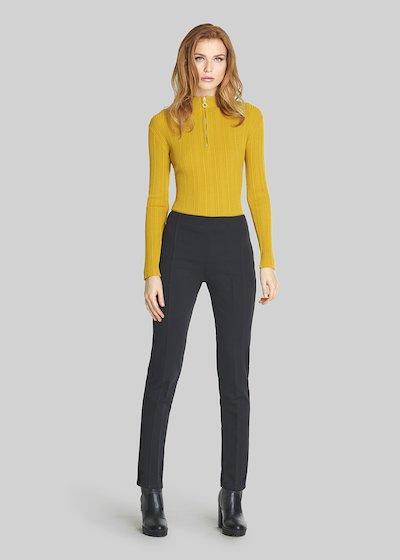 Scarlett equestrian trousers of Milan stitch fabric